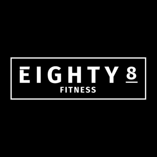 Eighty8 Fitness Client App icon