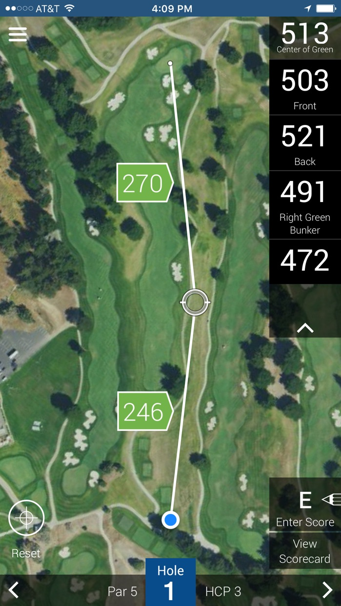 GolfNow Book TeeTimes Golf GPS Screenshot