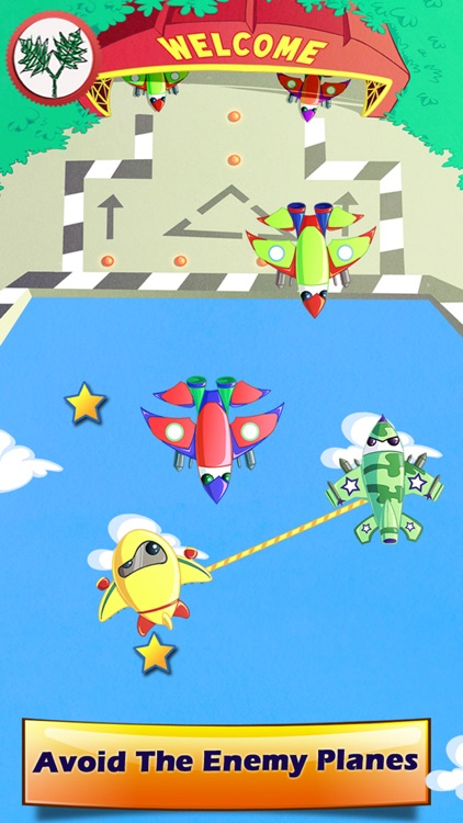 Planes and Airplanes Fun Adventure- A Challenge Play Game for Kids screenshot-4