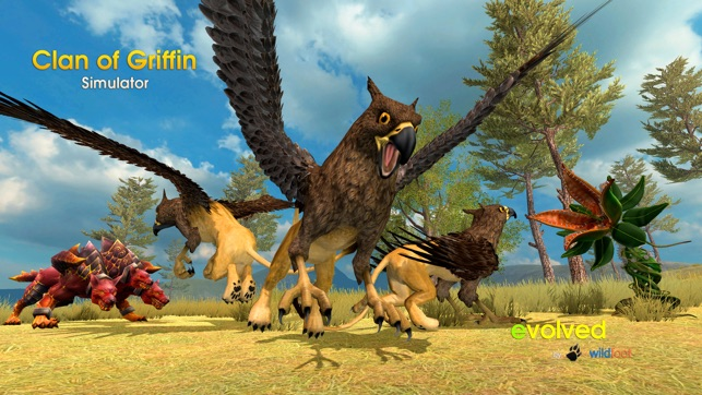 clan of griffin on the app store