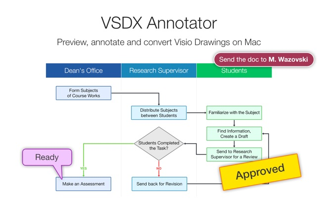 vsdx annotator for visio files on the mac app store