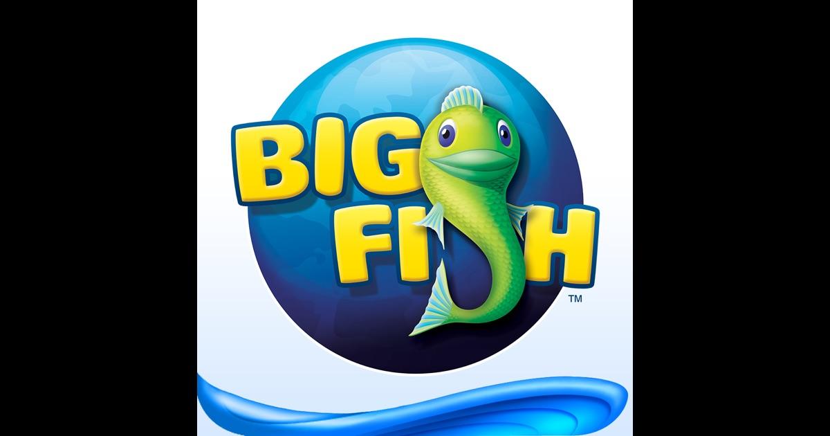 Big fish games app the best free game finder for deals for Fish finder apps
