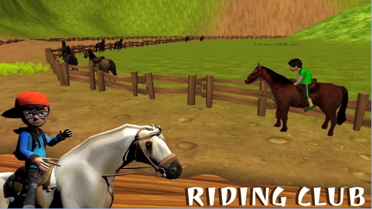 VR Crazy Horse Simulator screenshot-0