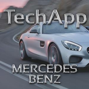 TechApp for Mercedes app