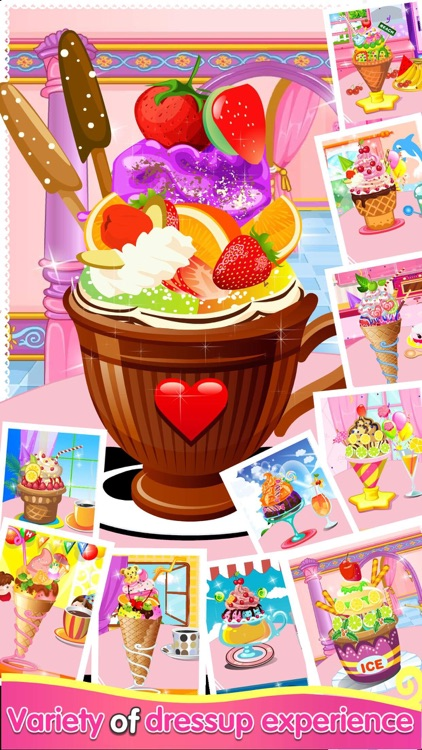 Ice cream house making for friends girls free funny games by ice cream house making for friends girls free funny games ccuart Choice Image
