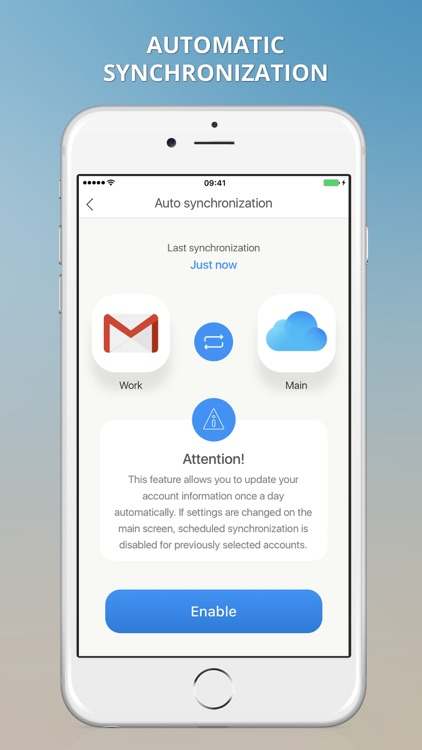 1Sync: contacts sync for Gmail, iCloud, Outlook screenshot-4