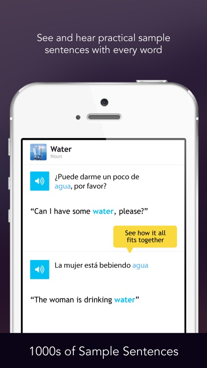 Learn Spanish - Free WordPower screenshot-3