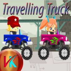 Activities of Travelling Truck Skill Driving