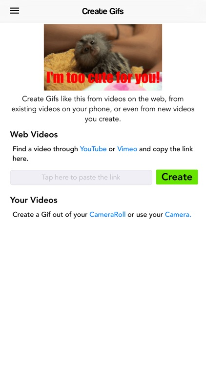 Giffel - Animated Gif Maker - for YouTube
