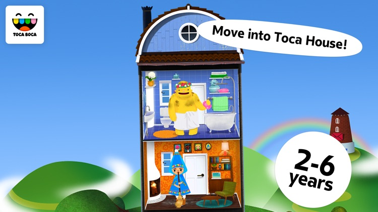 Toca House screenshot-0
