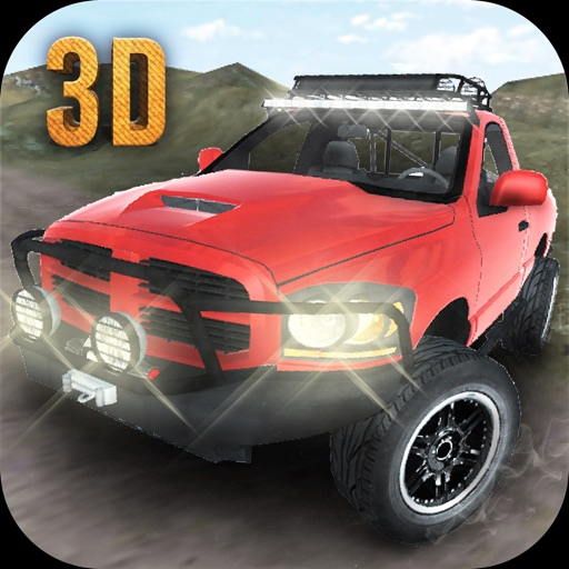Offroad 4x4 Driving Simulator 3D, Multi level offroad car building and climbing mountains experience