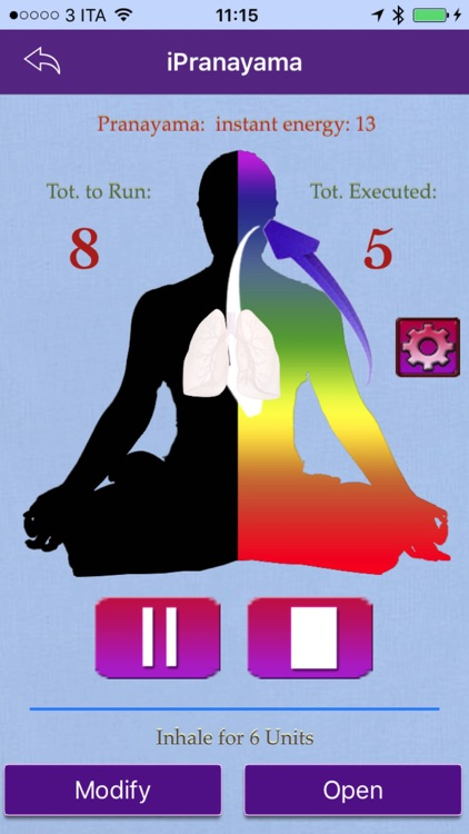 i Pranayama Pro - your guide for breathing exercises