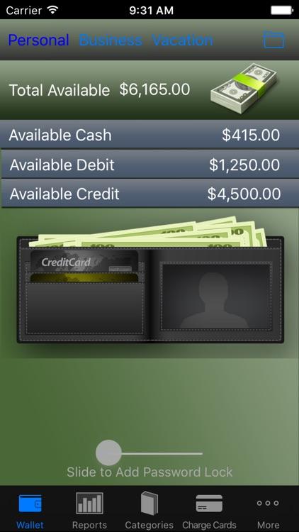 gWallet Pro – Personal & Business Virtual Wallet