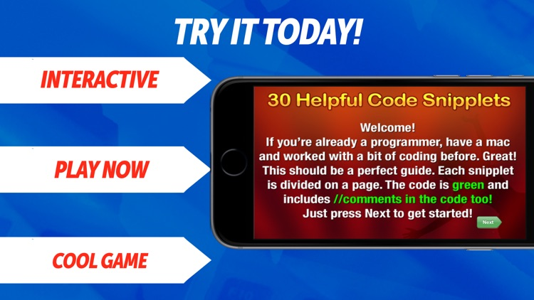 Make Apps: 30 Code Snipplets How to