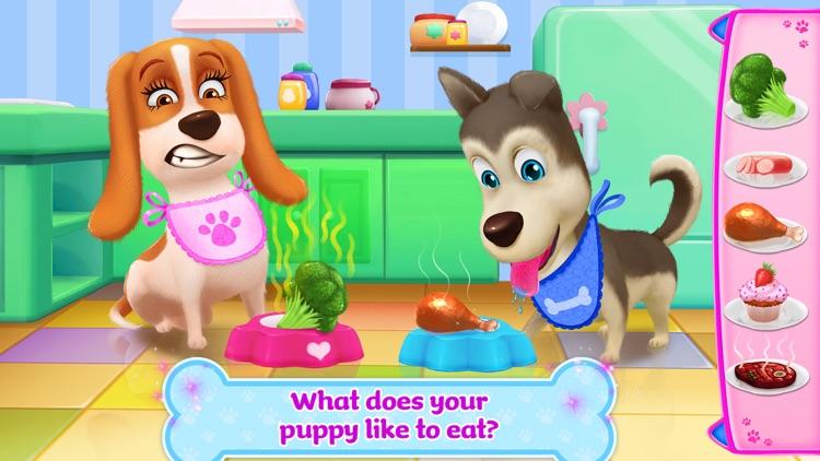 Puppy Life Secret Party