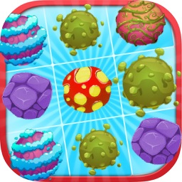 Tiny Candy balls : Best Fun Match 3 Crush and Color Switch Puzzle Game!