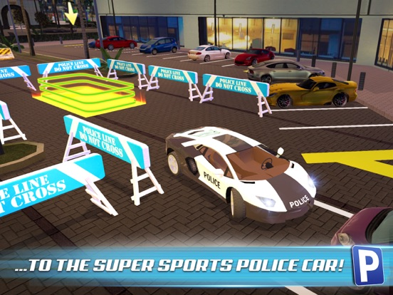 3D Dubai Parking Simulator Drive Real Extreme Super Sports Carのおすすめ画像5