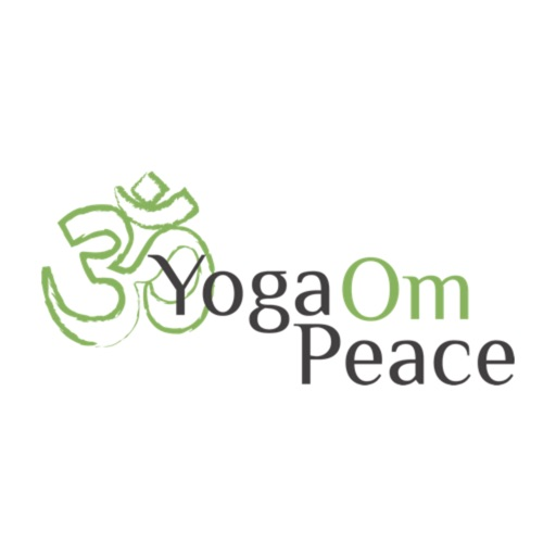 Yoga Om Peace icon