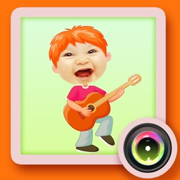 Cartoon Style Camera - Turn Your Family , Friends and You into Cartoonish Characters