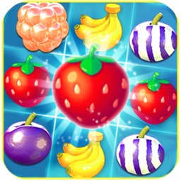 Fruits Jewel Star