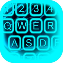 Glow Neon Colors Keyboard – Download Colorful Theme.s and Backgrounds for iPhone
