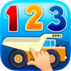 Math Count and Numbers for Kids under 3 Free