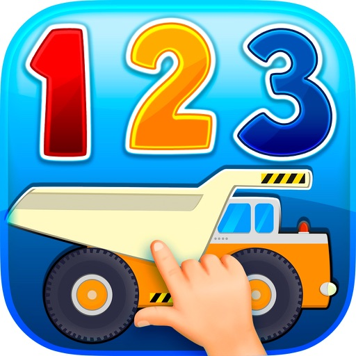 Counting Games for Kids for Free. Learn numbers for toddlers