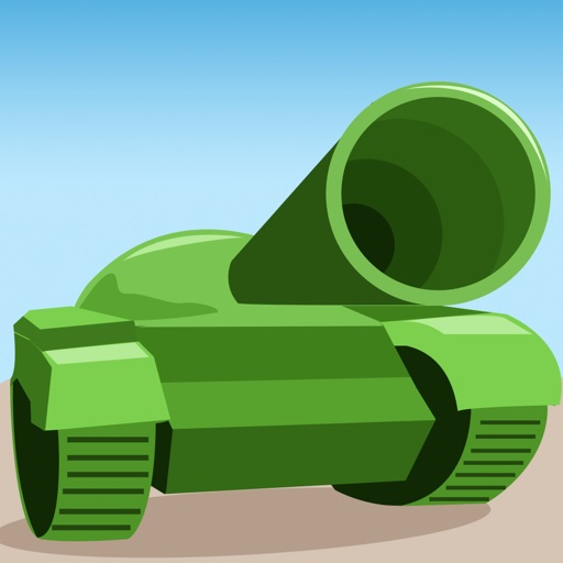 Cannon Shooting Tank Combat Pro - new gun battle icon