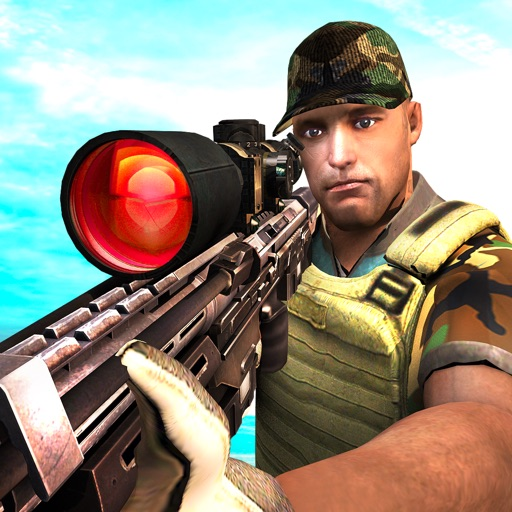 War Duty Sniper 3D icon