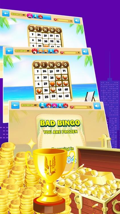 Bingo Dash City - Pocket Bingo Party Jackpot