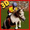 私の乗馬ダービー - リアル馬術フェンスジャンプショーで馬のマスターになる