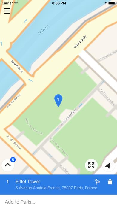 Relay – Multiple Location Maps screenshot 7