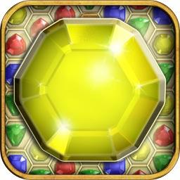 Pyramid Daimon: Match Puzzle
