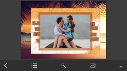 Island Beach Photo Frames - Decorate your moments with elegant photo frames screenshot four