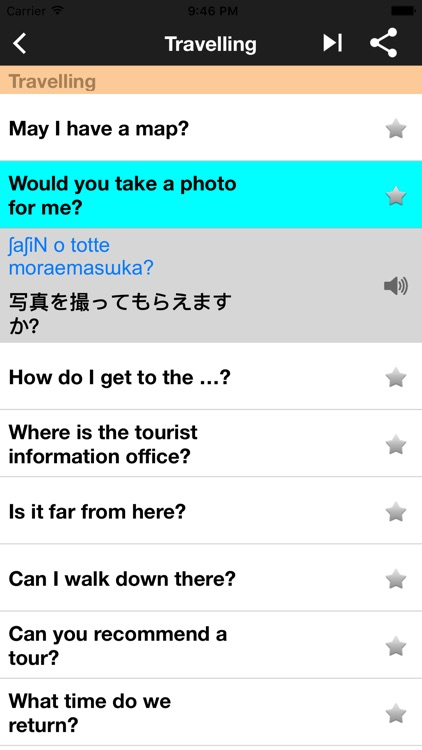 English - Japanese Phrasebook