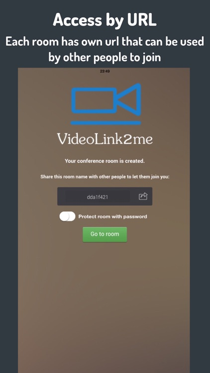 Videolink2.me - free group video calls