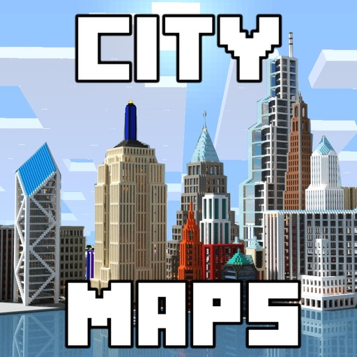 City Maps for Minecraft PE - Best Maps for Minecraft Pocket Edition (MCPE)