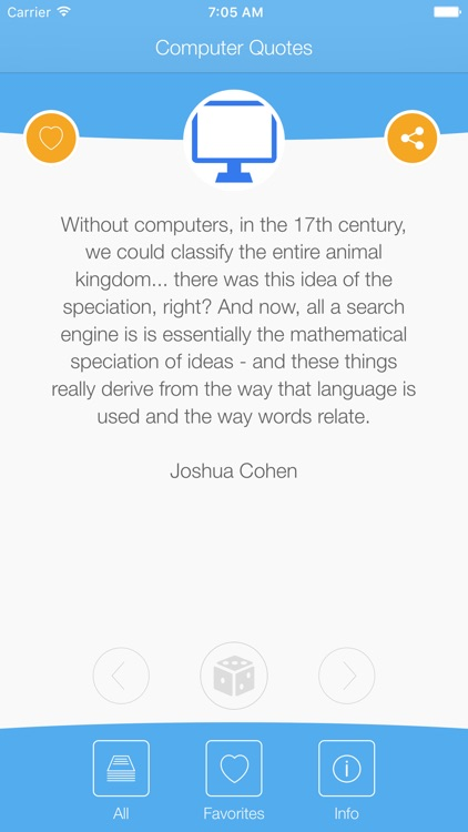 Computer Quotes - Words on Tech
