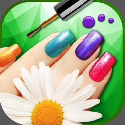 Glitter Nail Art Studio – Paint your Nails in Best Manicure Salon Game for Girl.s