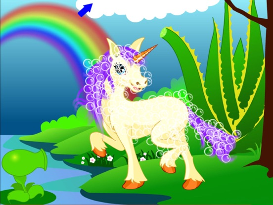 Screenshot #3 for Relaxing Unicorn Spa