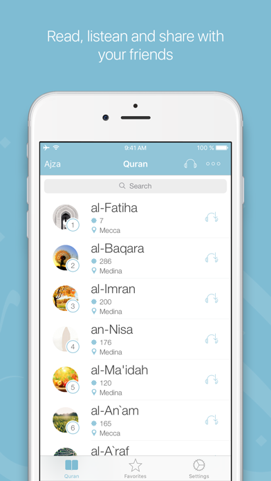 点击获取myQuran — The Holy Quran