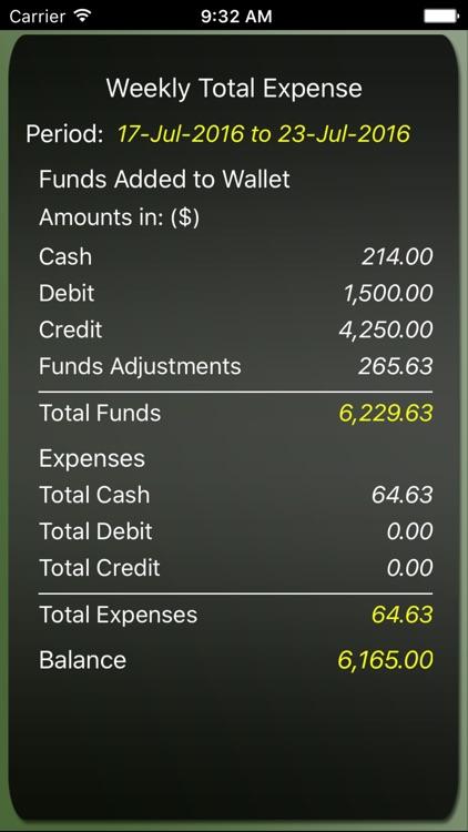 gWallet Pro – Personal & Business Virtual Wallet screenshot-3
