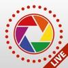 Live Pictures Cam和gif照片制作器精简版:在社交媒体上分享