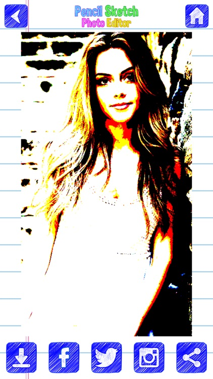 Pencil Sketch Photo Editor: Paint Beautiful Retro Picture.s like an Artist screenshot-4