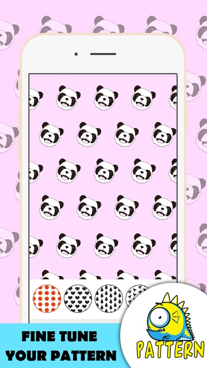 Pattern Wallpaper.s & Background.s Creator - Design Cute.st Photo.s for Home Screen screenshot-3