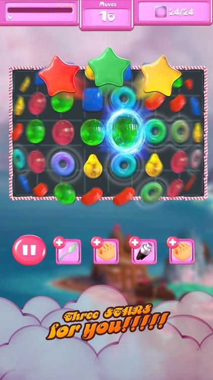 Candy World Challenge In Farm screenshot-3