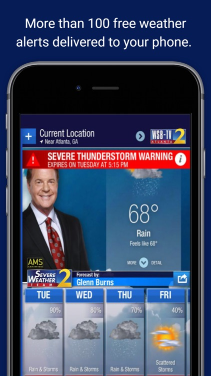 WSB-TV Weather screenshot-1