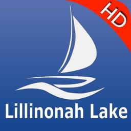 Lillinonah lake GPS nautical charts Pro