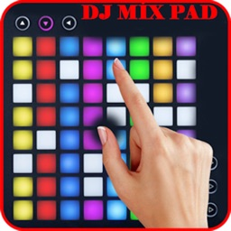 Dj mix launchpad