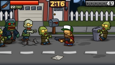 Zombieville USA 2 Screenshot 1
